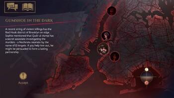 Screenshot5 - Vampire: The Masquerade - Coteries of New York