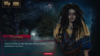 Screenshot7 - Vampire: The Masquerade - Coteries of New York