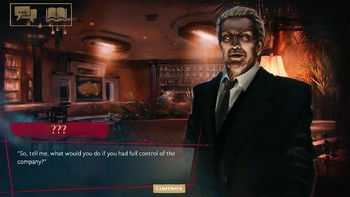 Screenshot2 - Vampire: The Masquerade - Coteries of New York Deluxe Edition