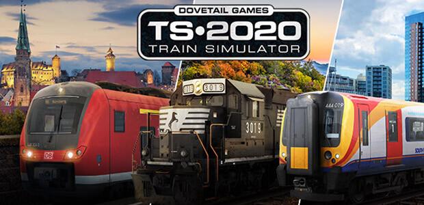 Train Simulator 2020 - Cover / Packshot