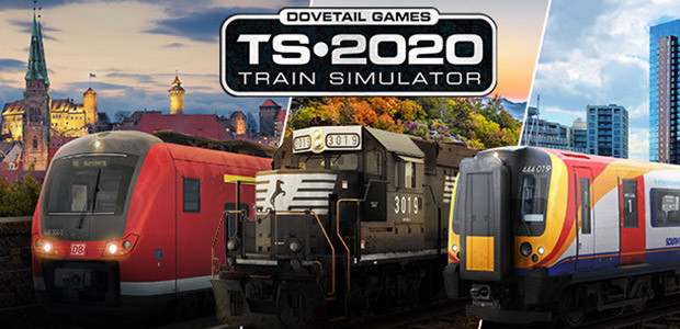 Train Simulator 2020 - Cover / Packshot