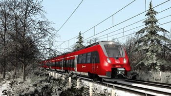 Screenshot2 - Train Simulator 2020