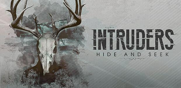 Intruders: Hide and Seek - Cover / Packshot