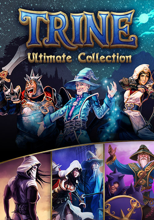 Trine: Ultimate Collection - Cover / Packshot