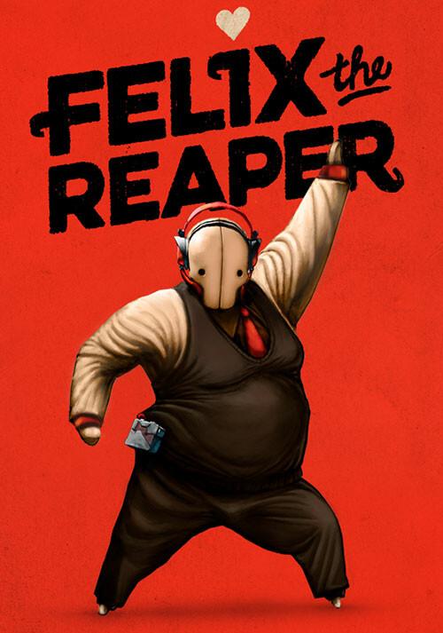 Felix The Reaper - Cover / Packshot
