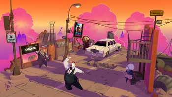 Screenshot1 - Felix The Reaper