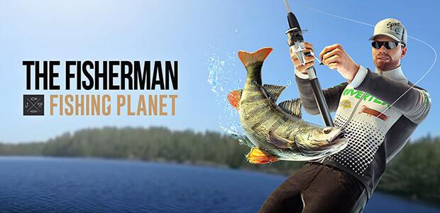 The Fisherman - Fishing Planet - Cover / Packshot