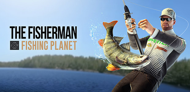 The Fisherman - Fishing Planet - Cover / Packshot