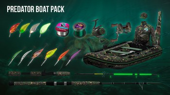 Screenshot3 - The Fisherman - Fishing Planet: Predator Boat Pack