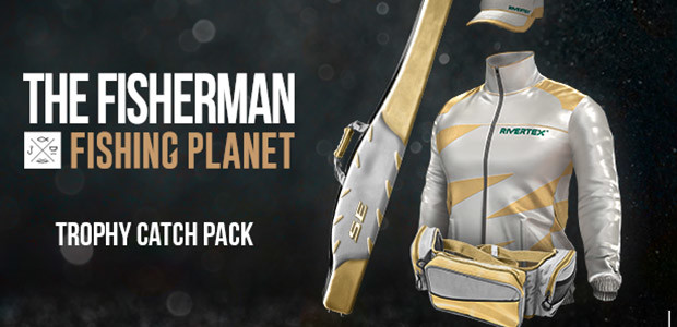 The Fisherman - Fishing Planet: Trophy Catch Pack - Cover / Packshot