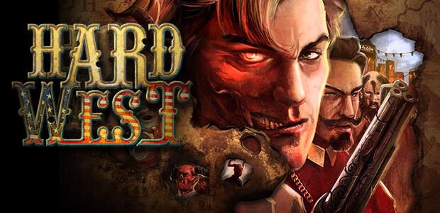 Hard West (GOG) - Cover / Packshot