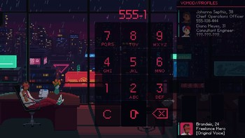 Screenshot5 - The Red Strings Club