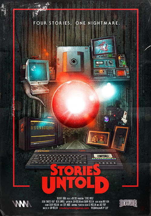 Stories Untold - Cover / Packshot