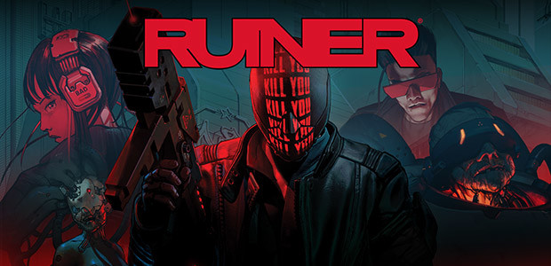 RUINER - Cover / Packshot