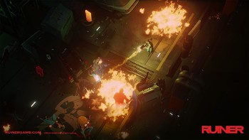 Screenshot4 - RUINER