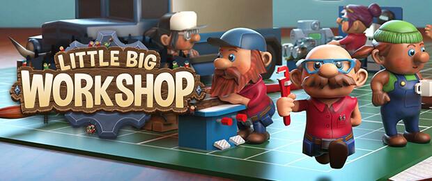 Vous pouvez acheter Little Big Workshop (Steam) dès le 17/10/2019 à 18h