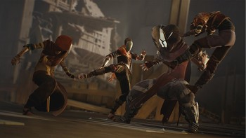 Screenshot1 - Absolver