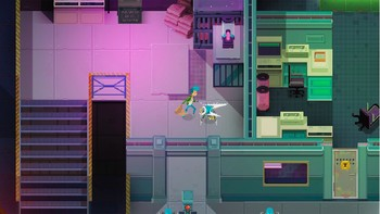 Screenshot5 - Crossing Souls