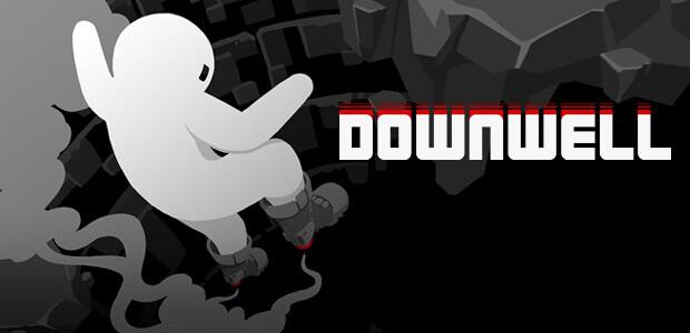 Downwell - Cover / Packshot