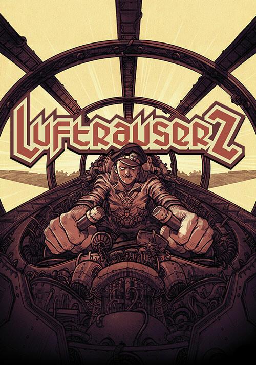 LUFTRAUSERS - Cover / Packshot