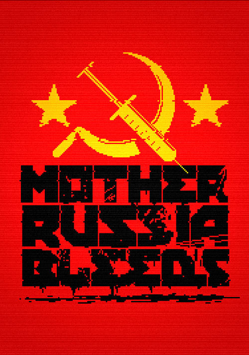 Mother Russia Bleeds - Cover / Packshot