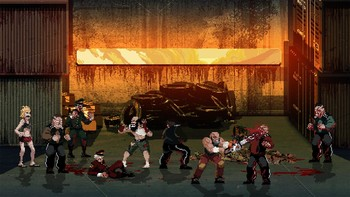 Screenshot1 - Mother Russia Bleeds