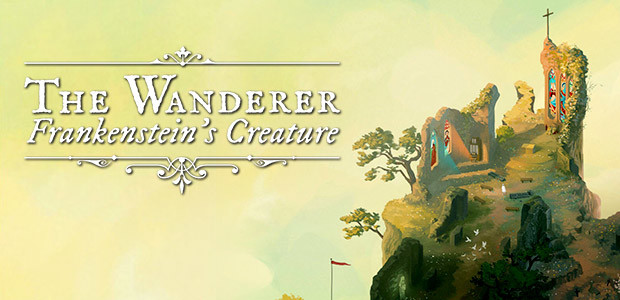 The Wanderer: Frankenstein's Creature - Cover / Packshot