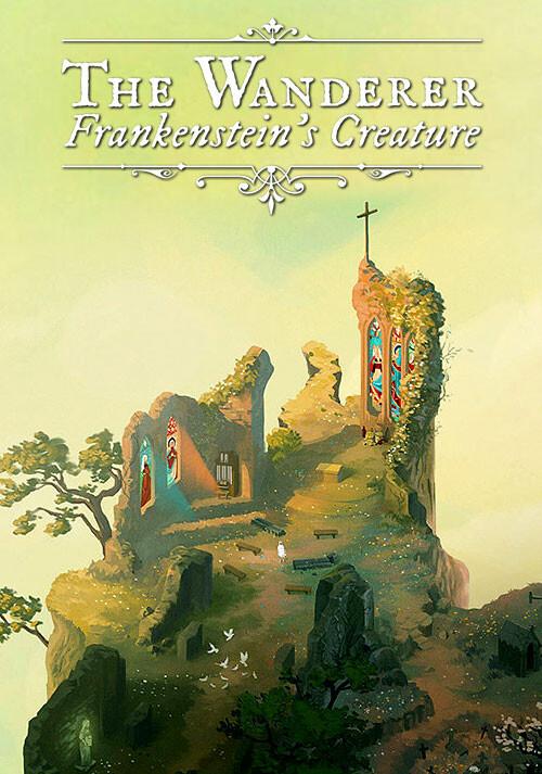 The Wanderer: Frankenstein's Creature - Cover / Packshot