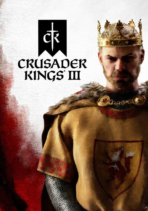 Crusader Kings III - Cover / Packshot