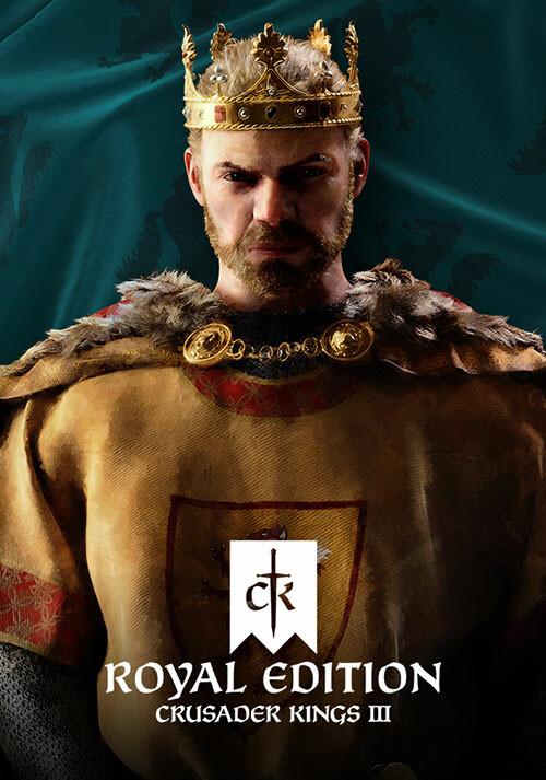 Crusader Kings III: Royal Edition - Cover / Packshot