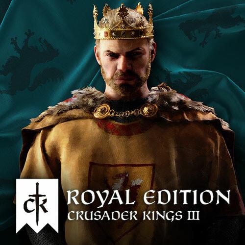 Crusader Kings III: Royal Edition
