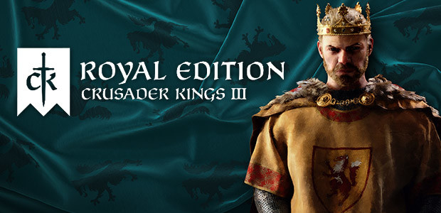 Crusader Kings III: Royal Edition - Cover / Packshot
