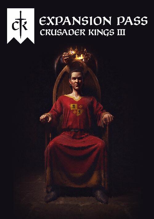 Crusader Kings III: Expansion Pass - Cover / Packshot
