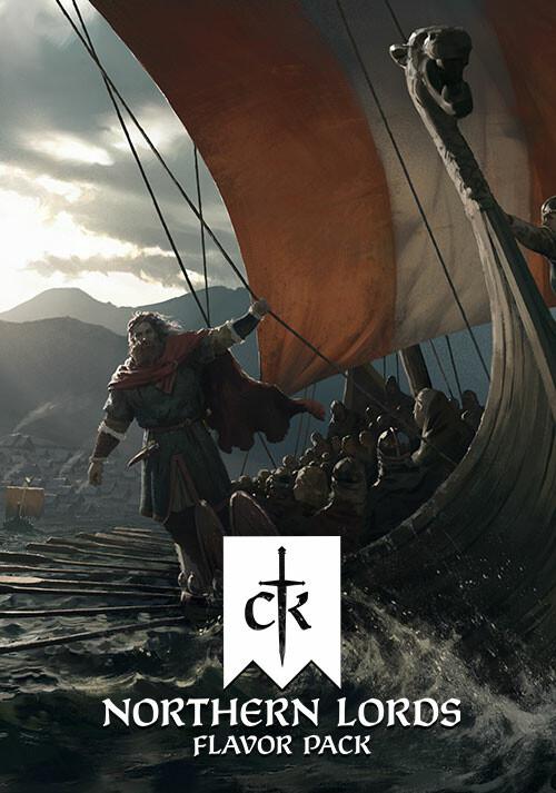 Crusader Kings III: Northern Lords - Cover / Packshot