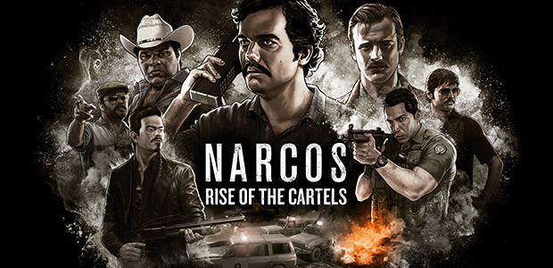 Narcos: Rise of the Cartels - Cover / Packshot