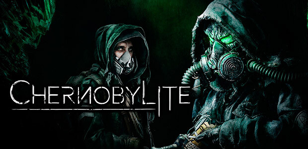 Chernobylite - Cover / Packshot