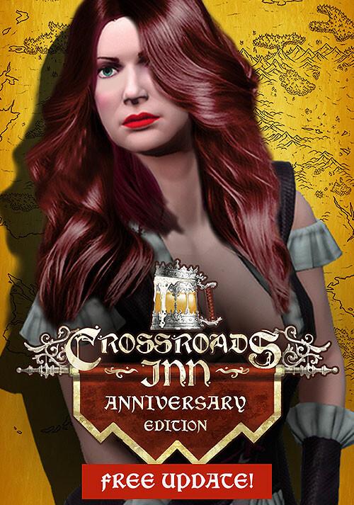 Crossroads Inn Anniversary Edition - Cover / Packshot