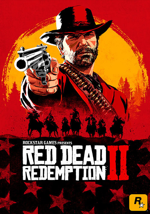 Red Dead Redemption 2 - Cover / Packshot