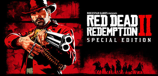 Red Dead Redemption 2: Special Edition - Cover / Packshot