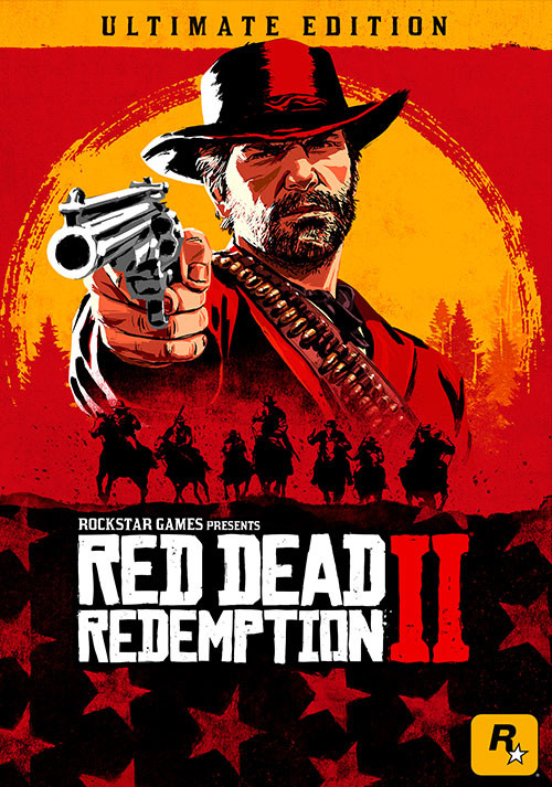 Red Dead Redemption 2: Ultimate Edition - Cover / Packshot