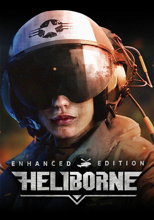 Heliborne - Cover / Packshot