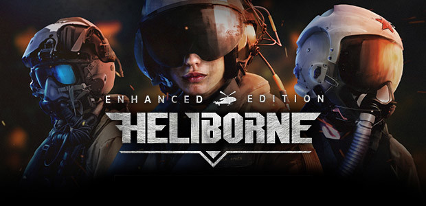 Heliborne - Enhanced Edition - Cover / Packshot