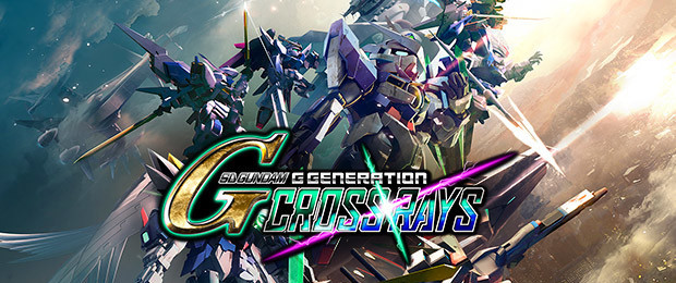 SD Gundam G Generation Cross Rays - Launch Trailer