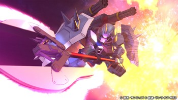 Screenshot5 - SD Gundam G Generation Cross Rays