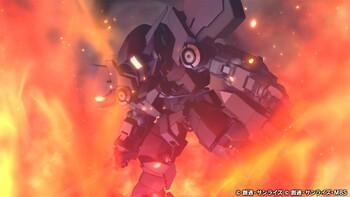 Screenshot1 - SD Gundam G Generation Cross Rays