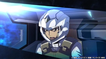 Screenshot2 - SD Gundam G Generation Cross Rays