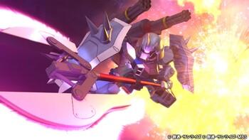 Screenshot5 - SD Gundam G Generation Cross Rays
