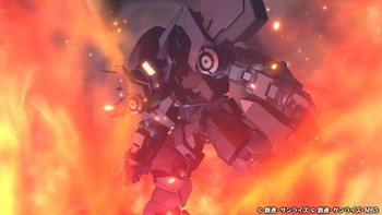 Screenshot1 - SD Gundam G Generation Cross Rays