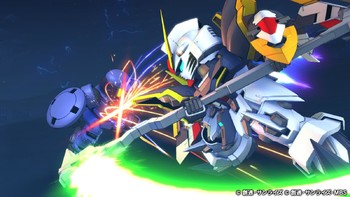 Screenshot7 - SD Gundam G Generation Cross Rays