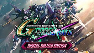 SD Gundam G Generation Cross Rays Deluxe Edition